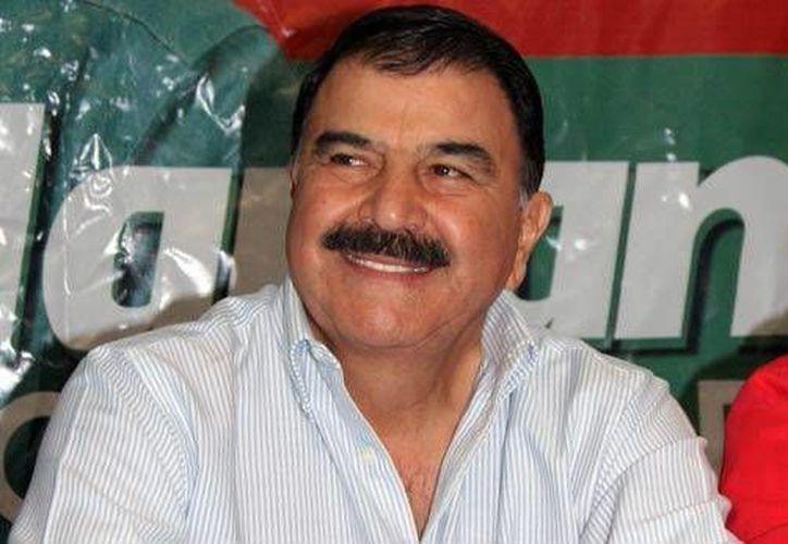 Mariano González,  gobernador de Tlaxcala, informa que los heridos son atendidos en Puebla y el DF. (www.redpolitica.mx/Archivo)