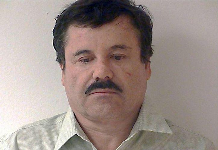 Joaquín 'El Chapo' Guzmán  escapó de la prisión de máxima seguridad del Altiplano en julio. (twitter/@NoticiasMVS)