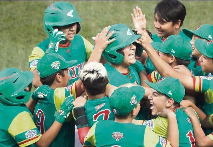 El equipo mexicano logró la remontada ante Australia.(Foto: cadenanoticias.com)