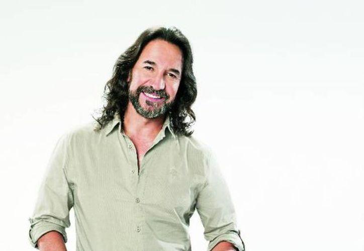 Marco Antonio Solís 'El Buki' compartirá la celebración de sus 40 años de trayectoria con un concierto en Mérida. (Milenio Novedades)