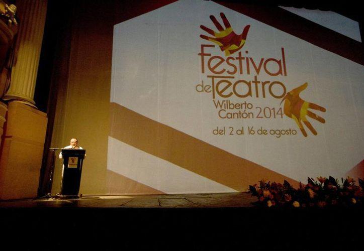 El festival contará con casi 20 modalidades de puestas en escena. (Notimex)