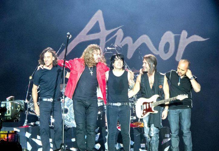 La banda mexicana Maná retomará su gira 'Latino Power', tras un receso por vacaciones. (okdiario.com)