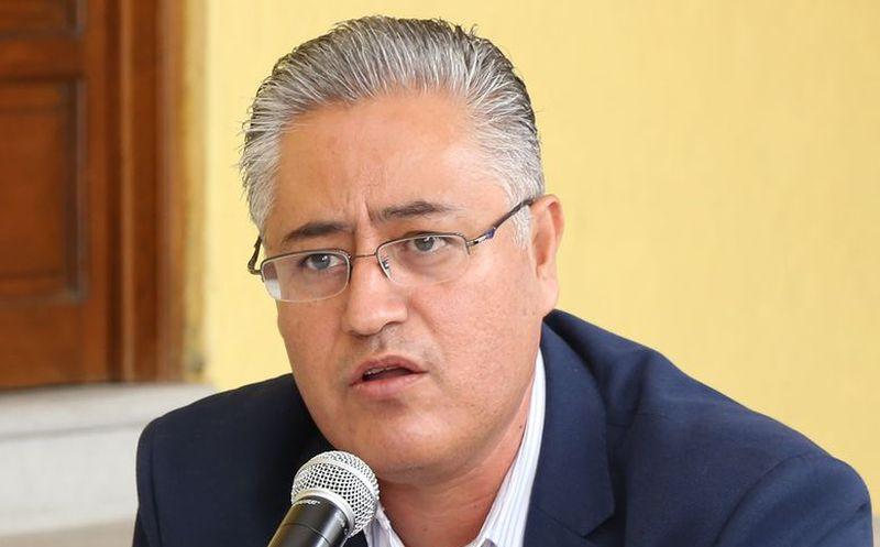 Gustavo Urquiza, nuevo rector de la UAEM
