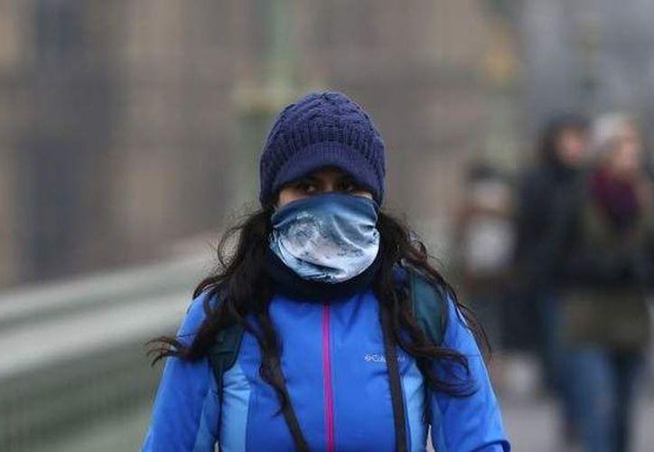 El viento norte puede presentar velocidades de 60 kilómetros por hora en Veracruz. (Contexto/Internet)