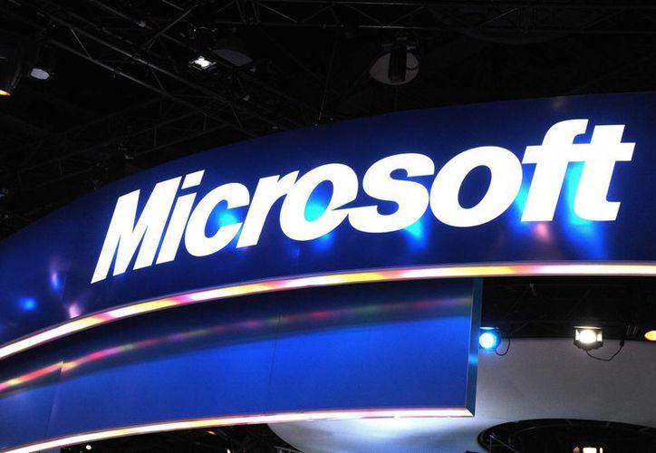 Microsoft ha donado casi 350 millones de dólares en efectivo y en forma de software a más de 4,000 organizaciones en 19 países de AL. (Archivo/EFE)