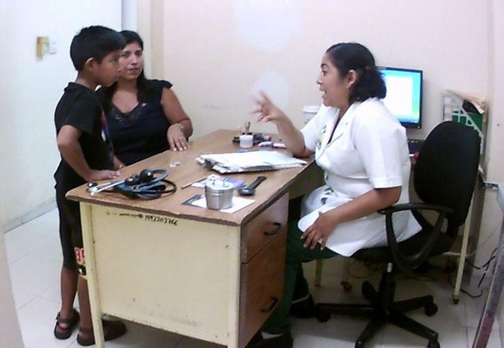 El Seguro Social proporciona medicina familiar en dos turnos. (Foto: Jorge Acosta)