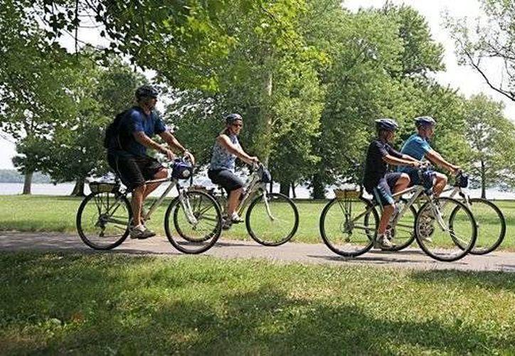Toda la familia podrá participar en el Día Mundial de la bicicleta. (Contexto/Internet)