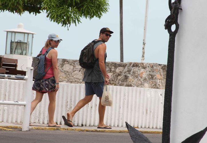 Las ferias internacionales han permitido captar turistas de Francia, Italia, España y Bélgica . (Foto: Redacción/SIPSE)