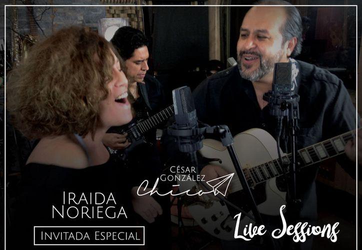 El cantautor yucateco alista el lanzamiento de su material, en la que participan varios amigos. (Redacción)
