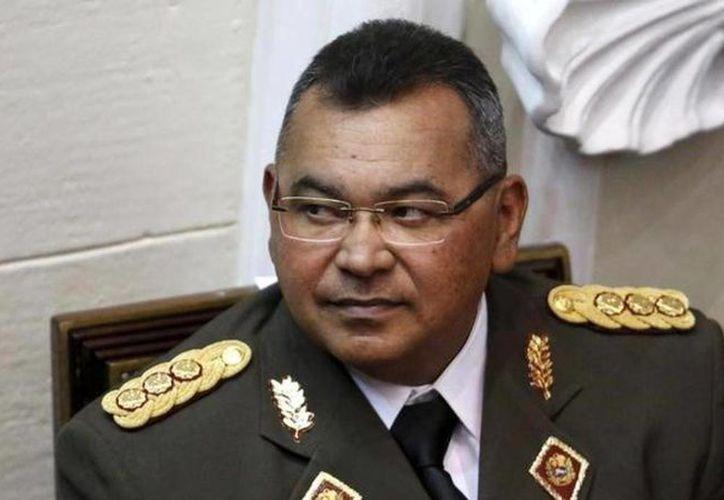 Néstor Reverol fue acusado el lunes por EU por tráfico internacional de cocaína. (uvnimg.com)