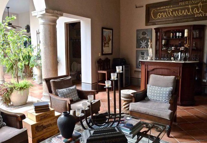 Además del estilo mexicano, los hogares cuentan también con tendencias de la India y Marruecos. (SIPSE)