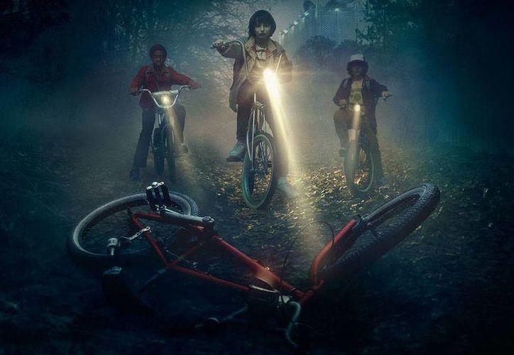 Netflix busca realizar series que puedan contarse en más de una temporada sin aburrir a la gente. 'Stranger Things', es una de las producciones que más éxito ha tenido en su primera parte. (Netflix)