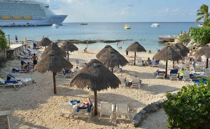 El turismo de pernocta será afectado con nuevo impuesto. (Gustavo Villegas/SIPSE)
