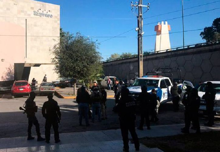 El periódico Expreso de Tamaulipas denunció amenazas que recibió acompañadas de una cabeza humana. (Expreso de Tamaulipas)