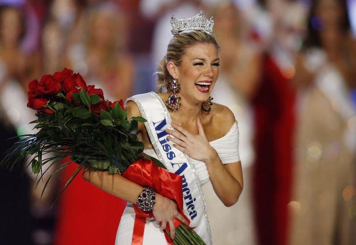 La nueva Miss América tendrá una agenda muy activa. (Agencias)