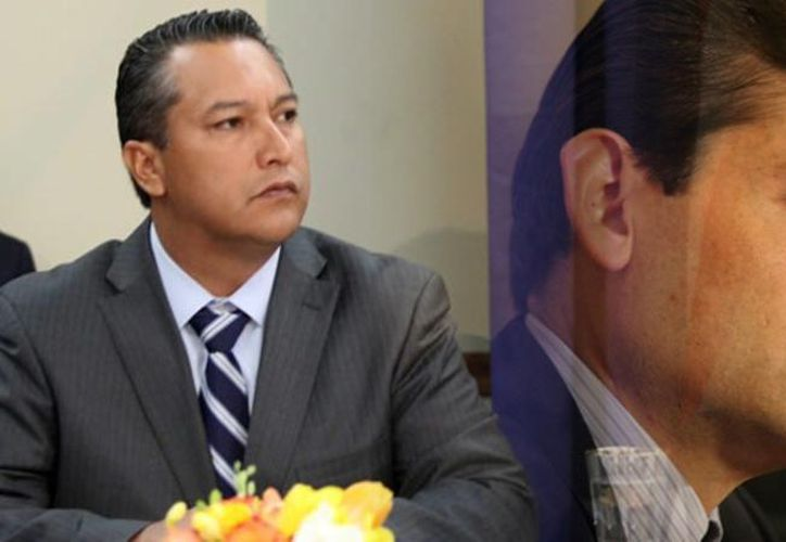 José Francisco Blake Mora y Juan Camilo Mouriño (Excelsior).