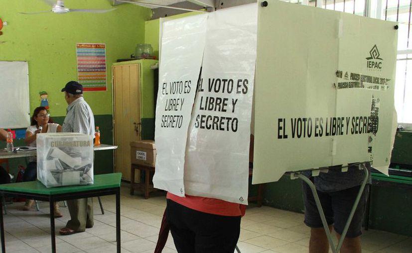 Durante la jornada electoral de los comisarios no hubo incidentes. (Foto: Archivo)