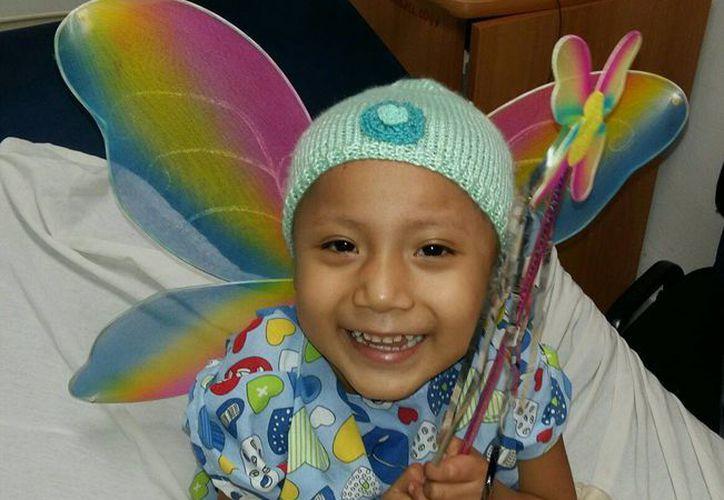 """""""Sueños de Ángel"""" ayuda a niños con cáncer a lograr el bienestar emocional tan necesario para enfrentar esta dura enfermedad. (Sergio Grosjean/SIPSE)"""