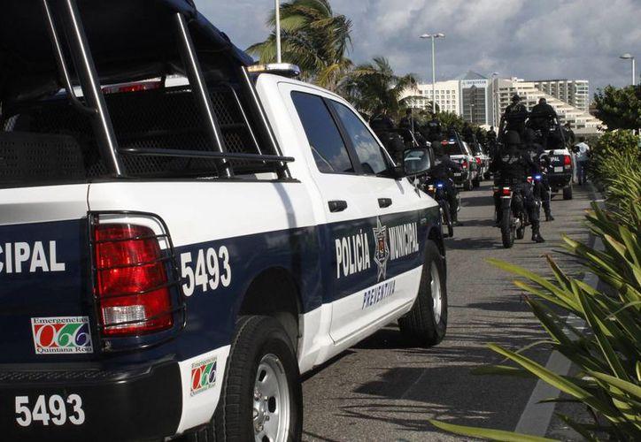 Los elementos policíacos fueron detenidos luego de que el joven realizó al denuncia. (Imagen ilustrativa/SIPSE)