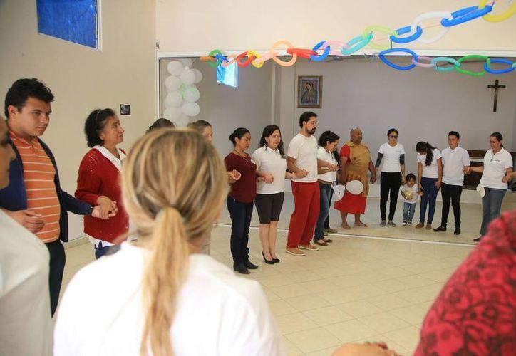 Los integrantes de la Tribu de Judá iniciaron con los ensayos. (Luis Soto/SIPSE)