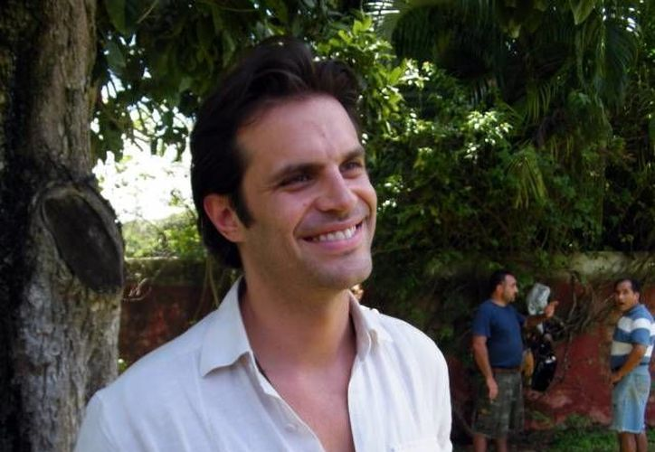 Mark Tacher ha participado en varios proyectos televisivos con éxito. (Archivo SIPSE)