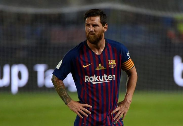 Lionel Messi sigue escribiendo capítulos imborrables con el FC Barcelona. (AFP)