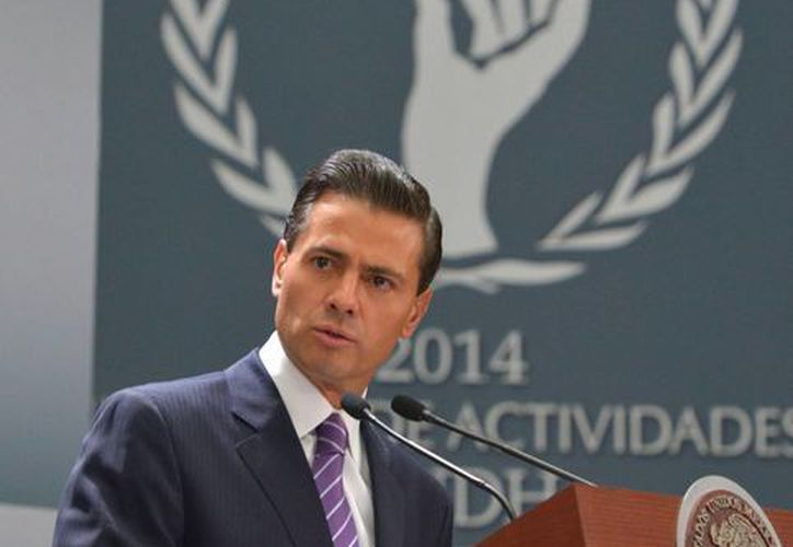 A su llegada a Panamá, Peña Nieto tendrá reuniones con la presidenta de Brasil, Dilma Roussef. (Archivo/Notimex)
