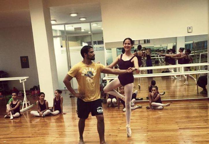 La obra de ballet En un Lugar de la Mancha se presentará el próximo 12 de junio en el Teatro de Cancún. (Cortesía)