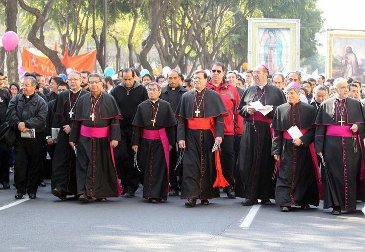 La Arquidiócesis de México aseguró que los obispos mexicanos 'no viven una vida de príncipes' sino de acompañamiento al prójimo, esto en relación a las declaraciones del Papa Francisco en su reciente visita a México. (Imagen ilustrativa/ Notimex)