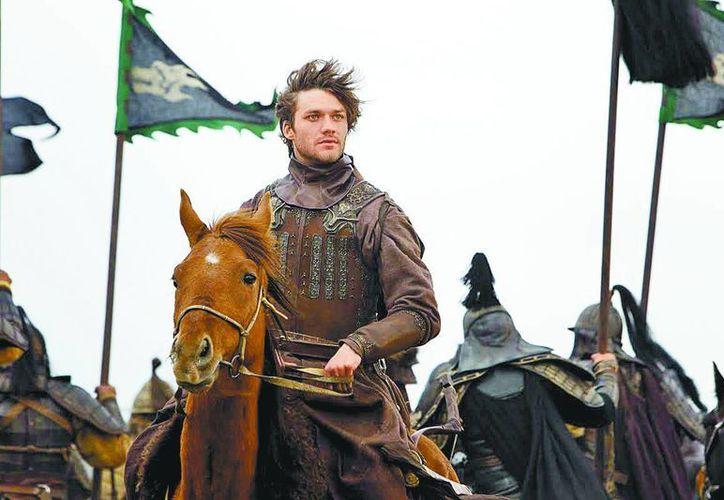 El actor italiano Lorenzo Richelmy es quien protagoniza la serie épica Marco Polo. (Milenio)