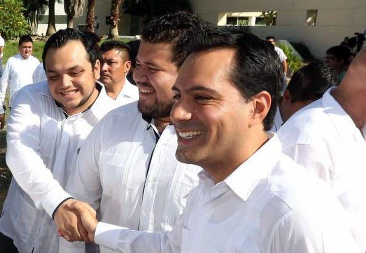 Mauricio Vila: no habrán alzas del Impuesto  Predial y tampoco se considera la contratación de nueva deuda pública. (Foto de archivo de SIPSE)