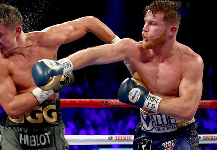 Los boxeadores ofrecieron una pelea el pasado 16 de septiembre en Las Vegas, en la que empataron. (Foto: Medio Tiempo)