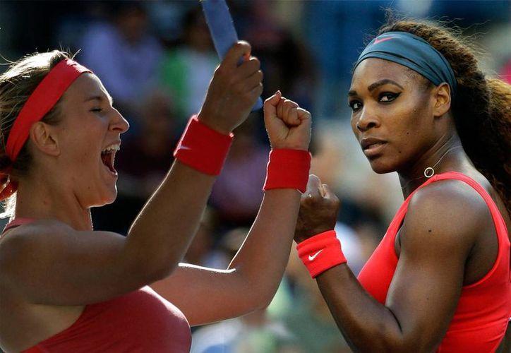 Azarenka derrotó a Williams en la final de Cincinnati. (Foto: Especial/Agencias)