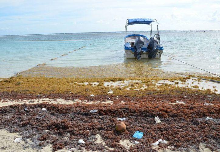 En caso de erosión de la playa, pescadores tendrán la necesidad de mover su campamento. (Foto: Redacción)