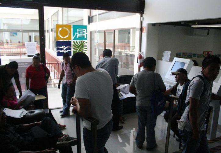 Este martes y el miércoles próximo se realizará en Kiosko del Empleo en la Asociación de Hoteles de la Riviera Maya. (Octavio Martínez/SIPSE)