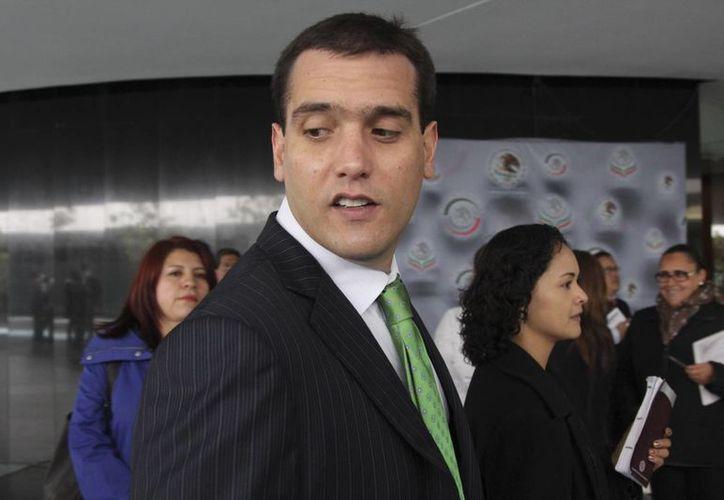 Jorge Emilio González Martínez, hijo de Jorge González Torres, tomó el control del partido del 2001 al 2011. (proyectodiez.mx)