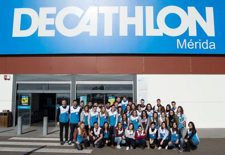 La nueva tienda se ubica cerca de un supermercado exclusivo, en el norte de la ciudad. (Foto: Decathlon)