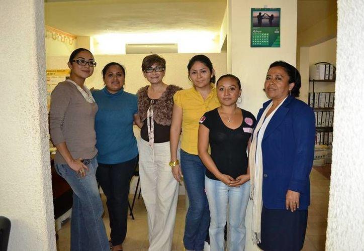 """La dirección de Desarrollo Social organiza las actividades que conmemoran el """"Día Internacional de la Mujer"""". (Redacción/SIPSE)"""