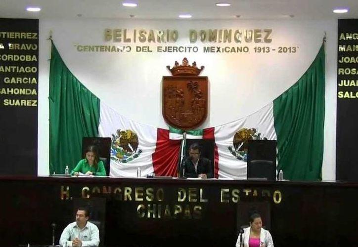 El proyecto de decreto de la reforma energética fue avalada por el Poder Legislativo del Estado de Chiapas con 32 votos a favor. (congresochiapas.gob.mx)