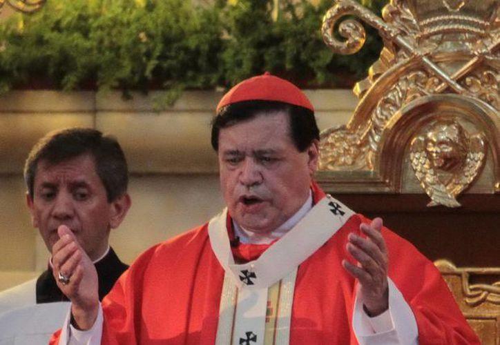 Ribera Carrera indicó que con la designación del Papa Francisco llegó un espíritu de renovación a la Iglesia Católica. (Archivo Notimex)