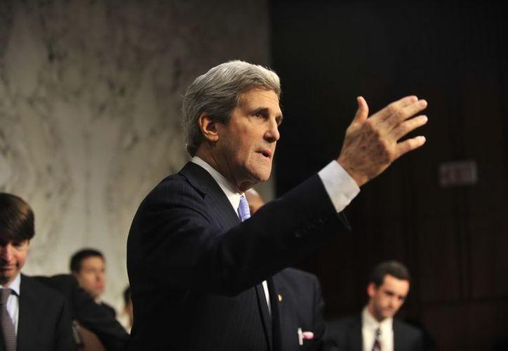 John Kerry, nominado como próximo secretario de Estado de Estados Unidos. (Archivo Notimex)