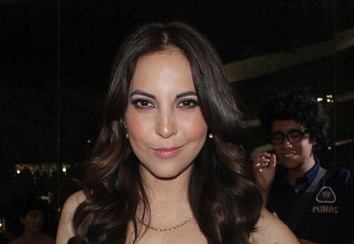 Miriam Higareda personifica a la hermana de 'Mía', protagonista de la telenovela 'Tanto amor'. (Archivo/Notimex)
