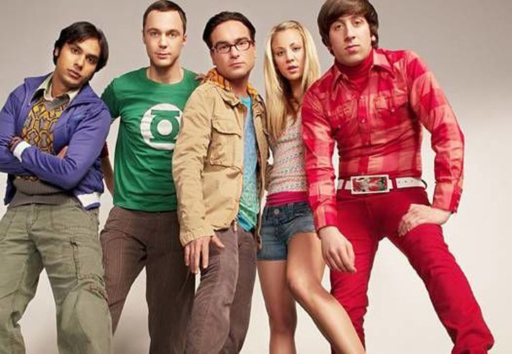La popular serie The Big Bang Theory' dará becas para estudiar ciencia. (Fotografía: theguardian.com)