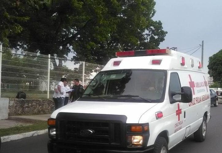 La policía ministerial investiga el intento de homicidio cometido contra una mujer que fue lanzada de un taxi en Chetumal. (Redacción/SIPSE)