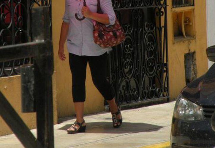 Se prevén para los próximos días temperaturas de 34 a 38 grados en Yucatán. (Miguel González/Milenio Novedades)