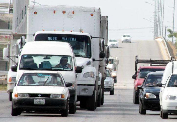 Buscan garantizar la seguridad de conductores. (SIPSE)