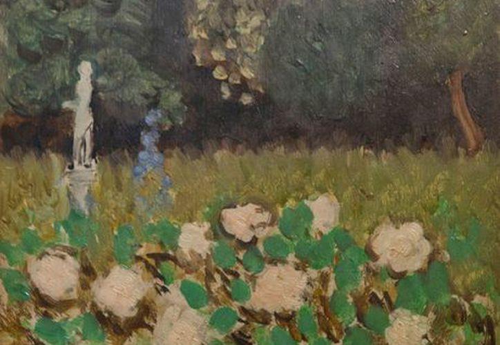 'El Jardín' de Matisse fue recuperado por el Registro de Arte Perdido en Londres (ALR por sus siglas en inglés). (artloss.com)