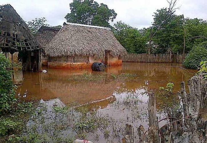 Otros factor de riesgo tienen que ver con las inundaciones por lluvias excepcionales. (Archivo SIPSE)