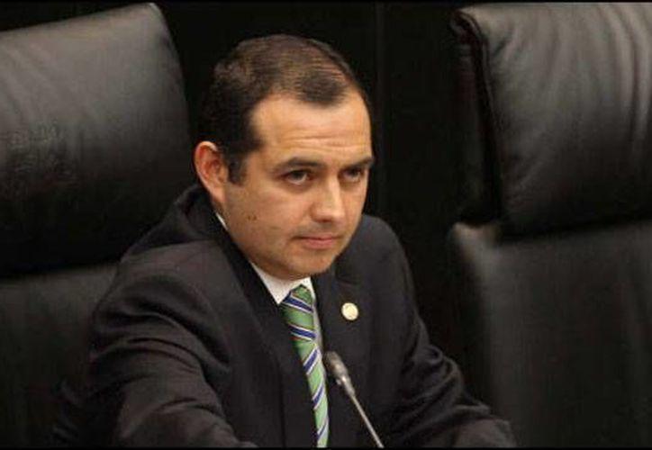 Ernesto Cordero Arroyo argumenta en el oficio los motivos para dejar su escaño a partir de este jueves 27 de febrero. (Archivo/Notimex)