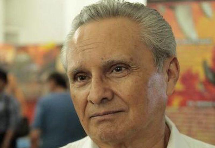 Víctor Alcérreca Sánchez, director  general del Consejo Quintanarroense de Ciencia y Tecnología. (Israel Leal/SIPSE)